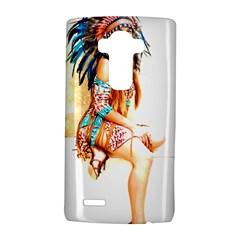 Indian 18 LG G4 Hardshell Case