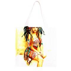 Indian 16 Grocery Light Tote Bag