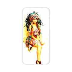 Indian 16 Apple Seamless iPhone 6/6S Case (Transparent)