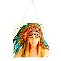 Indian 28 Grocery Light Tote Bag