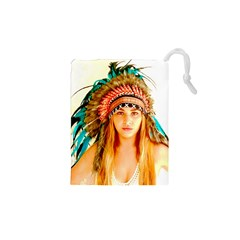 Indian 28 Drawstring Pouches (XS)