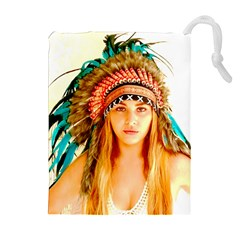Indian 28 Drawstring Pouches (extra Large)