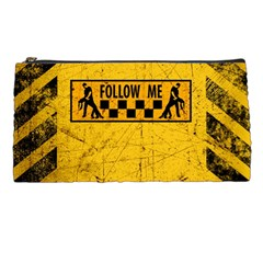 Follow Me Used Look Pencil Cases