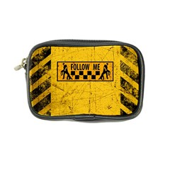 FOLLOW ME used look Coin Purse