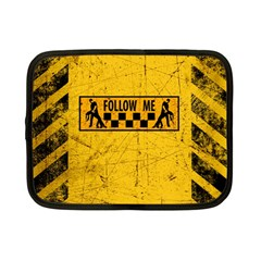 FOLLOW ME used look Netbook Case (Small)