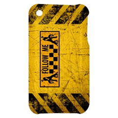 FOLLOW ME used look Apple iPhone 3G/3GS Hardshell Case