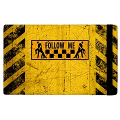 FOLLOW ME used look Apple iPad 3/4 Flip Case