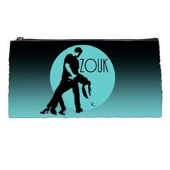 ZOUK blue moon Pencil Cases