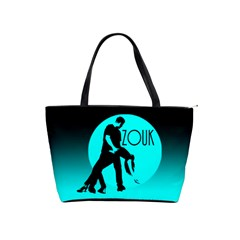 ZOUK blue moon Shoulder Handbags