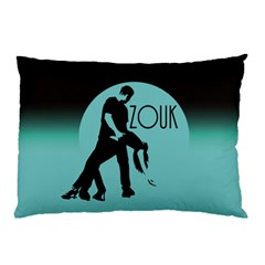 ZOUK blue moon Pillow Cases (Two Sides)