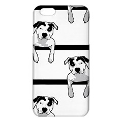 Pit Bull T-Bone Graphic  iPhone 6 Plus/6S Plus TPU Case