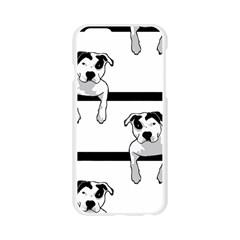 Pit Bull T-Bone Graphic  Apple Seamless iPhone 6/6S Case (Transparent)