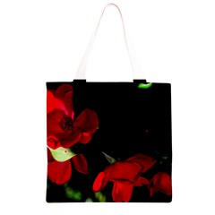 Roses 2 Grocery Light Tote Bag