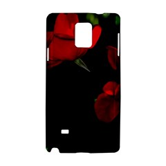 Roses 3 Samsung Galaxy Note 4 Hardshell Case