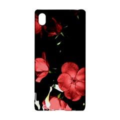 Mauve Roses 3 Sony Xperia Z3+