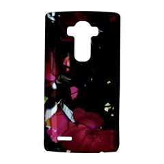 Mauve Pink Roses LG G4 Hardshell Case