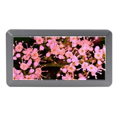 Little Mauve Flowers Memory Card Reader (mini)