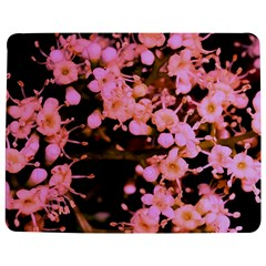 Little Mauve Flowers Jigsaw Puzzle Photo Stand (Rectangular)