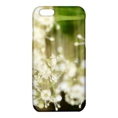 Little White Flowers iPhone 6/6S TPU Case