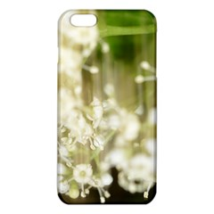 Little White Flowers Iphone 6 Plus/6s Plus Tpu Case