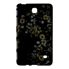 Little White Flowers 3 Samsung Galaxy Tab 4 (8 ) Hardshell Case