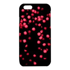 Little Pink Dots iPhone 6/6S TPU Case