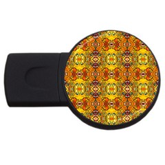 ROOF USB Flash Drive Round (4 GB)