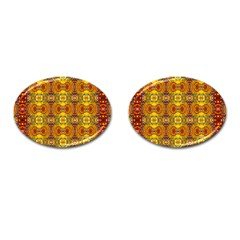 ROOF Cufflinks (Oval)
