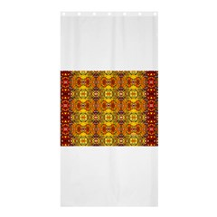 ROOF Shower Curtain 36  x 72  (Stall)