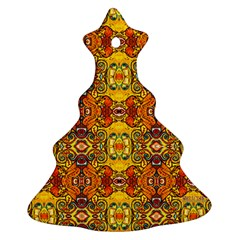 ROOF Christmas Tree Ornament (2 Sides)