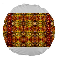 ROOF Large 18  Premium Round Cushions