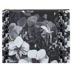 Bbwwhtlmultiorchidorchid Cosmetic Bag (xxxl)