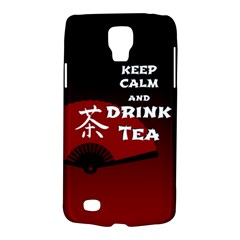Keep Calm And Drink Tea   Dark Asia Edition Galaxy S4 Active