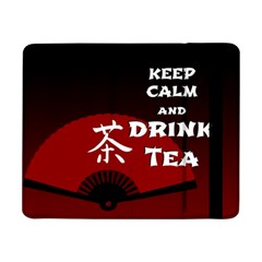 Keep Calm And Drink Tea - dark asia edition Samsung Galaxy Tab Pro 8.4  Flip Case