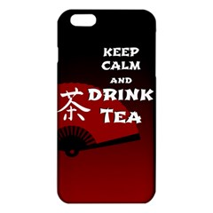 Keep Calm And Drink Tea   Dark Asia Edition Iphone 6 Plus/6s Plus Tpu Case
