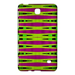 Bright Green Pink Geometric Samsung Galaxy Tab 4 (7 ) Hardshell Case