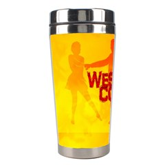 West Coast Swing Stainless Steel Travel Tumblers