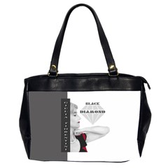 Mazzini Guilia Office Handbags (2 Sides)