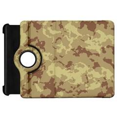 DesertTarn Kindle Fire HD Flip 360 Case
