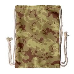 Deserttarn Drawstring Bag (large)