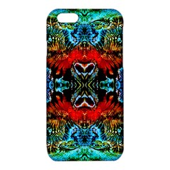 Colorful  Underwater Plants Pattern iPhone 6/6S TPU Case