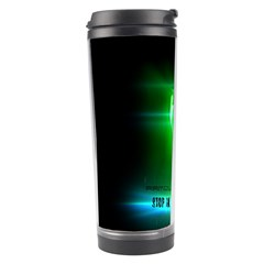 STOP IN THE NAME OF THE LAW Travel Tumblers