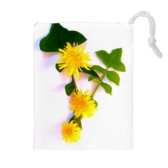 Margaritas Bighop Design Drawstring Pouches (Extra Large)