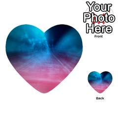 Aura By Bighop Collection Multi Purpose Cards (heart)
