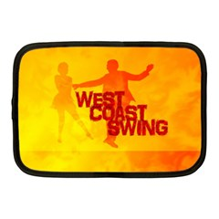West Coast Swing Netbook Case (Medium)