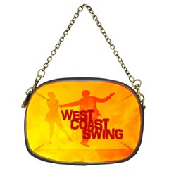 West Coast Swing Chain Purses (One Side)