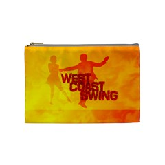 West Coast Swing Cosmetic Bag (Medium)