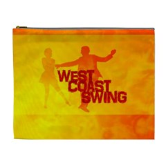 West Coast Swing Cosmetic Bag (XL)