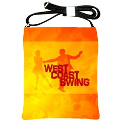 West Coast Swing Shoulder Sling Bags