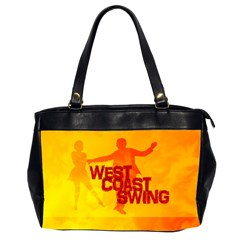 West Coast Swing Office Handbags (2 Sides)